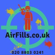 Airfills.co.uk Logo